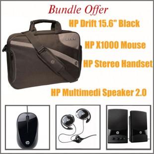 HP Computer Accessories Bundle Offer price in Pakistan