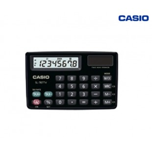 Casio SL-787TV Portable Type Calculator price in Pakistan