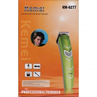 Kemei Rechargeable Trimmer M-6277 price in Pakistan
