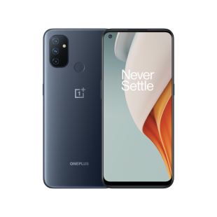 OnePlus Nord N100 4GB, 64GB Dual Sim Official Warranty (PTA Approved) price in Pakistan