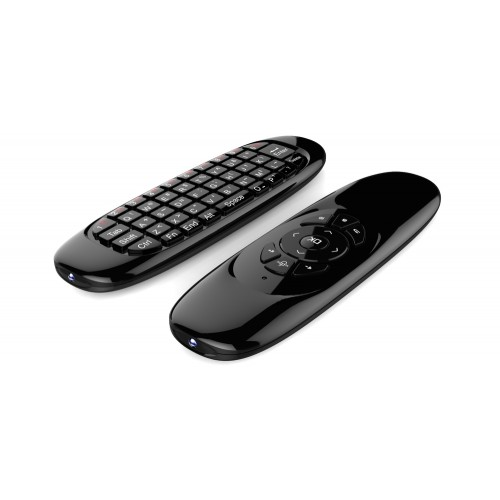 air mouse with wireless keyboard and remote control pc100 price in pakistan at symbios pk. Black Bedroom Furniture Sets. Home Design Ideas