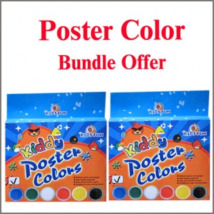 Poster Colors Bundle Offer  price in Pakistan