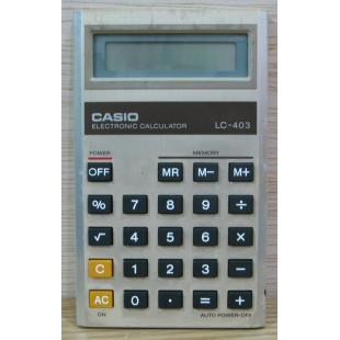 Casio LC-403 Calculator price in Pakistan