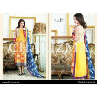 Charizma by Riaz Arts Eid Collection CSC 12 price in Pakistan