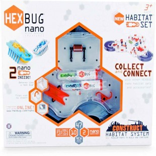 Hexbug Nano Construct Habitat Set price in Pakistan