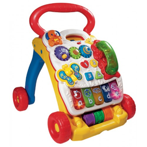 Vtech First Step Baby Walker Blue Vt 061763 Price In Pakistan At