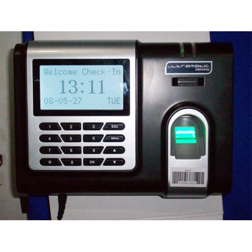 ZKSoftware Finger Print Attendance with RFID Card X638