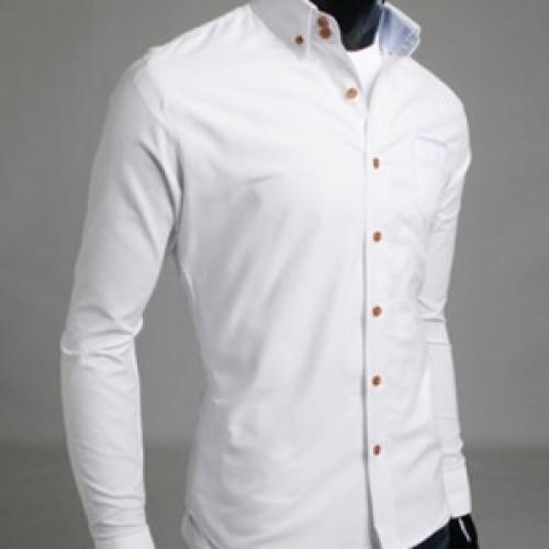 8cf38b43db7 Oxford White Casual Shirt price in Pakistan
