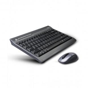 A4Tech Mini Wireless Gaming Keyboard & Mouse (7700N) price in Pakistan