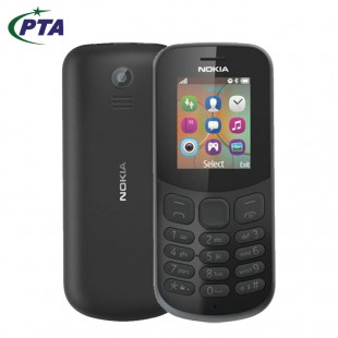 Nokia 130 with official warranty (PTA Approved) price in Pakistan