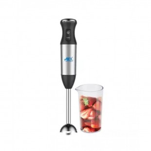 Anex Deluxe Hand Blender Black & Silver (AG-134) price in Pakistan