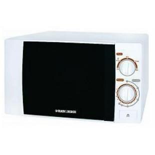 Black & Decker Microwave Oven Manual MZ2000P price in Pakistan