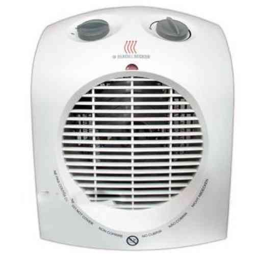 Black Amp Decker Fan Heater Hx280 Price In Pakistan Black