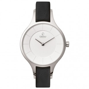 Obaku Women Watch (Black and Silver) V165LXCIRB price in Pakistan