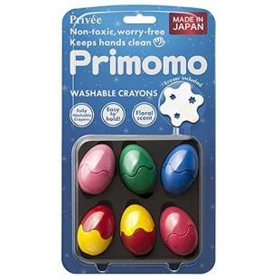 Primomo Crayon Egg 6 colors PC-71075 price in Pakistan