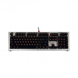 A4Tech Bloody B840 Mechanical Gaming Keyboard Gun Black price in Pakistan