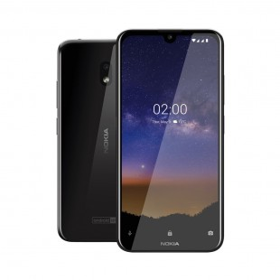 Nokia 2.2 Black 3gb Ram 32gb Rom PTA Approved Official Warranty price in Pakistan