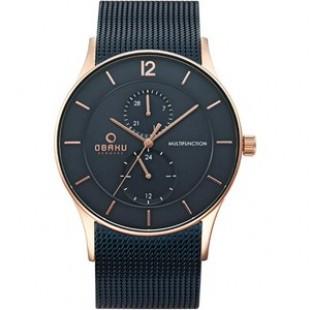 Obaku Men's Chronograph Watch V157GMVLML price in Pakistan