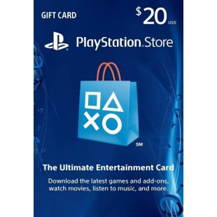 PSN 20$ Card USA for Ps4  price in Pakistan