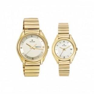 Titan Bandhan Analog Couple's Watch – 15782489YM05 price in Pakistan