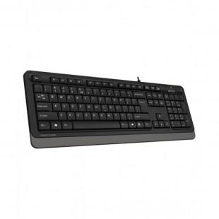 A4Tech Fstyler Sleek Multimedia Keyboard Grey (FK10) price in Pakistan