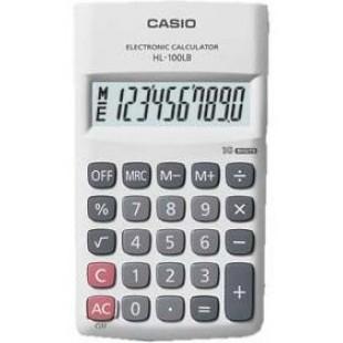 Casio HL-100LB Calculator price in Pakistan