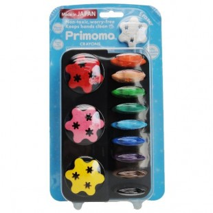 PC-71080 Primomo Crayon Flower 12 colors price in Pakistan