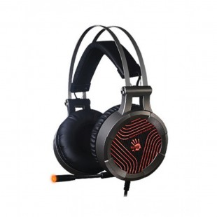 A4Tech Bloody G530 On-Ear Gaming Headphone Grey price in Pakistan
