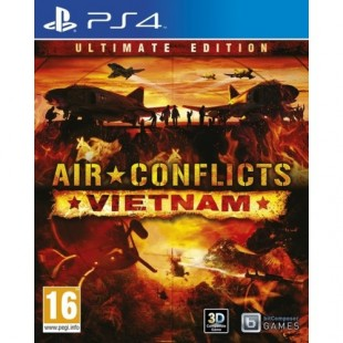 Air Conflicts Vietnam - Ps4 Game price in Pakistan