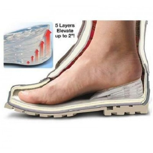 724422b17f Height Increase Elevator Shoes Insole price in Pakistan at Symbios.PK