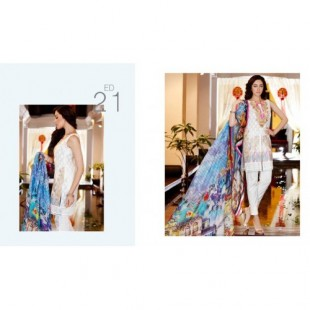 Charizma by Riaz Arts Eid Collection CR16E 21 price in Pakistan
