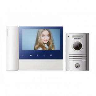 """Commax 70N Color Handsfree Video Phone With 7"""" LCD Screen And Touch Buttons price in Pakistan"""