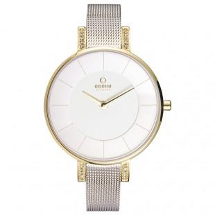 Obaku Women Watch (White) V158LEGIMC price in Pakistan