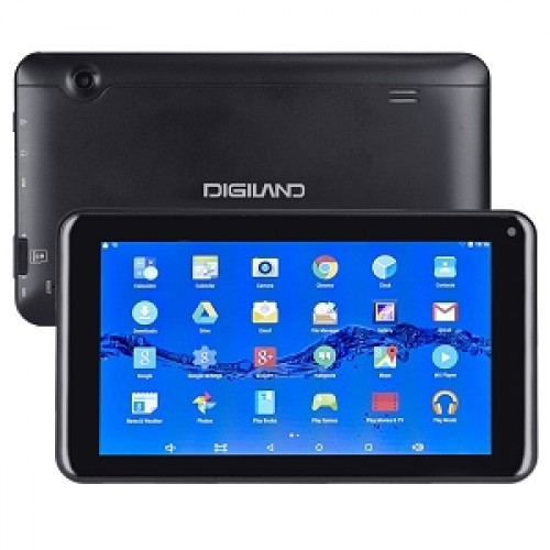 DigiLand DL718M 7-Inch Quad Core 8GB Android Multi-Touch Tablet