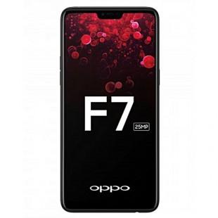 "Oppo F7 - 6.2"" - 2.0 GHz Quad Core - 4GB RAM - 64GB ROM (Diamond Black) with Official Warranty price in Pakistan"