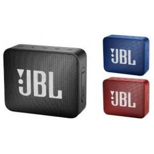 JBL Go 2 Portable Bluetooth Waterproof Speaker - Black  price in Pakistan