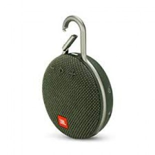 JBL Clip 3 Portable Bluetooth Speakers (Black/Green/Red) price in Pakistan