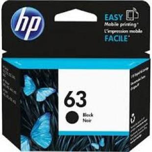 Hp Ink Cartridge 63  Black F6U62AA price in Pakistan