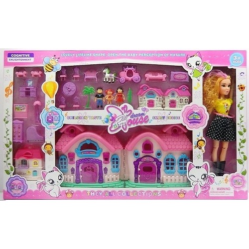 Baribe Doll House Price In Pakistan At Symbios Pk