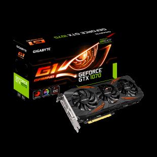 GIGABYTE GeForce® GTX 1070 G1 Gaming Card 8GB (3 Year Warranty) price in Pakistan