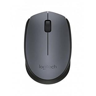 Logitech M170 Wireless USB mouse - Gray  price in Pakistan