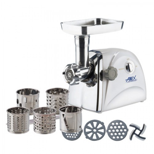 Anex Meat Grinder Food Cutter AG 2049