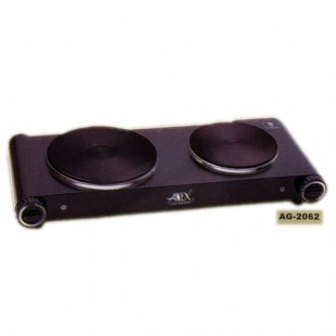 Anex Hot Plate Double AG 2062 price in Pakistan