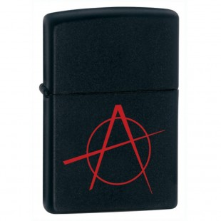 Zippo Classic Anarchy Black Matte Windproof Lighter 20842 price in Pakistan