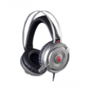 A4Tech Bloody G520 On-Ear Gaming Headphone Grey price in Pakistan