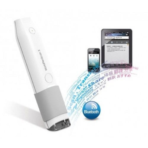 PenPower WorldPenScan X Intelligent Handheld Pen Scanner - Bluetooth (Win /  Mac)