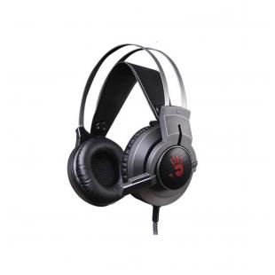 A4Tech Bloody G437 Over-Ear Gaming Headset Gun Black price in Pakistan