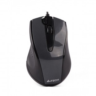 A4Tech N-500FS Wire Silent Mouse Glossy Grey price in Pakistan