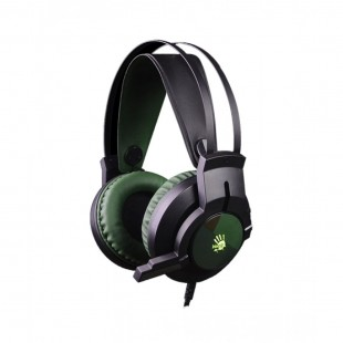 A4Tech Bloody J437 Over-Ear Gaming Headset Army Green price in Pakistan