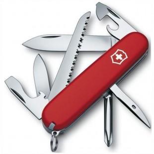 Victorinox Hiker Red Swiss Army Pocket Knife 7611160100412 price in Pakistan